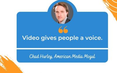 Quote About Video From Chard Hurley