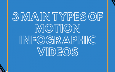 3 Main Types of Motion Infographic Videos