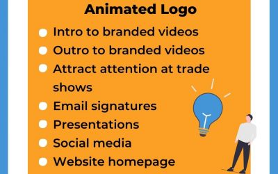 8 Effective Ways to Use an Animated Logo