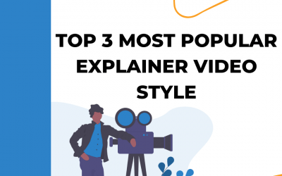 Top 3 Most Popular Explainer Video Styles