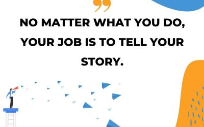Our Job Is to Tell Your Story Through Videos