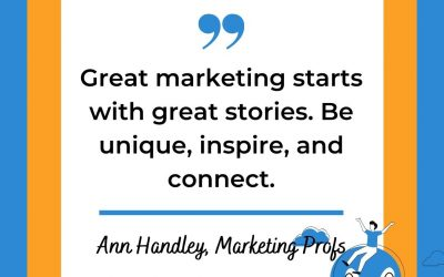 Marketing Quote From Ann Handley