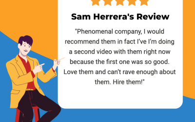 Client Review: Sam Herrera