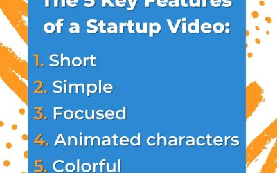 The 5 Key Features of Startup Videos