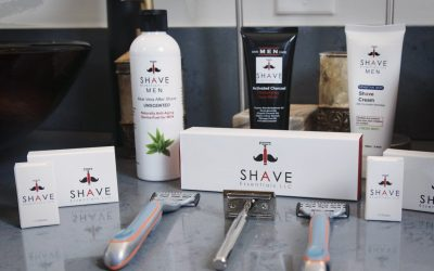 Shave Essentials: Men's Grooming